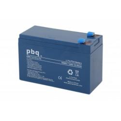 Akumulator LiFe PBQ 7,5Ah - 12V