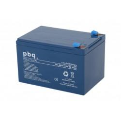 Akumulator LiFe PBQ 12Ah - 12V