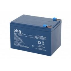 Akumulator LiFe PBQ 15Ah - 12V