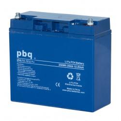 Akumulator LiFe PBQ 16Ah - 12V