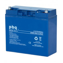 Akumulator LiFe PBQ 20Ah - 12V