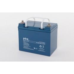 Akumulator LiFe PBQ 36Ah - 12V