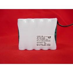 Wymiana akumulatorów HR-AAU 1650 mAh