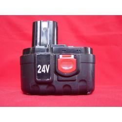 Wymiana akumulatorów do elektronarzędzia 24V 1,7Ah