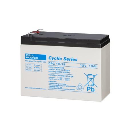 Akumulator AGM CPC 10-12