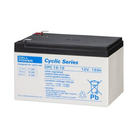 Akumulator AGM CPC 12-12