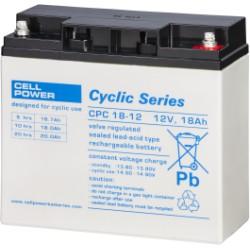 Akumulator AGM CPC 18-12