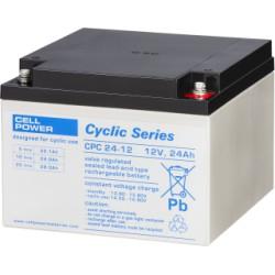 Akumulator AGM CPC 24-12