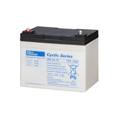 Akumulator AGM CPC 33-12