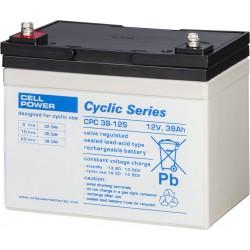 Akumulator AGM CPC 38-12 S