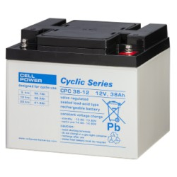 Akumulator AGM CPC 38-12