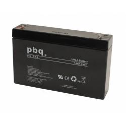Akumulator AGM PBQ 7-6