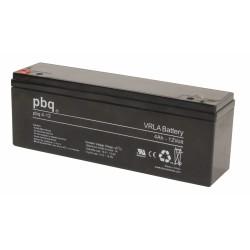 Akumulator AGM PBQ 4Ah - 12V
