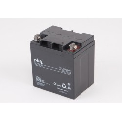 Akumulator AGM PBQ 28Ah - 12V