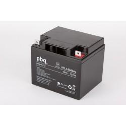Akumulator AGM PBQ 40Ah - 12V