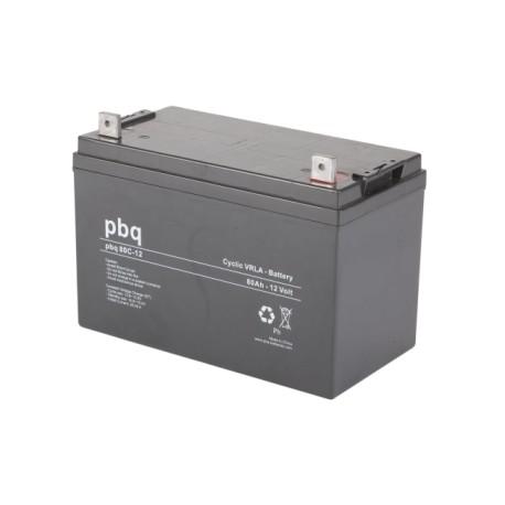 Akumulator AGM pbq C 80Ah -12VAJ