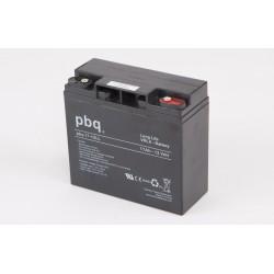 Akumulator AGM PBQ L 17Ah - 12V