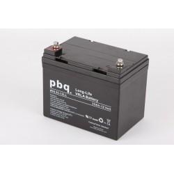 Akumulator AGM PBQ L 33Ah - 12V