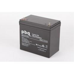 Akumulator AGM PBQ L 55Ah - 12V