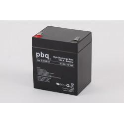 Akumulator AGM PBQ HR 5,5Ah - 12V