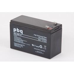 Akumulator AGM PBQ HR 9Ah - 12V