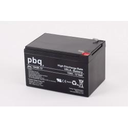 Akumulator AGM PBQ HR 15Ah - 12V