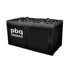 Akumulator AGM PBQ SC 3000Ah - 2V